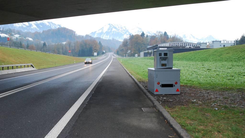 Blitzermarathon in Deutschland
