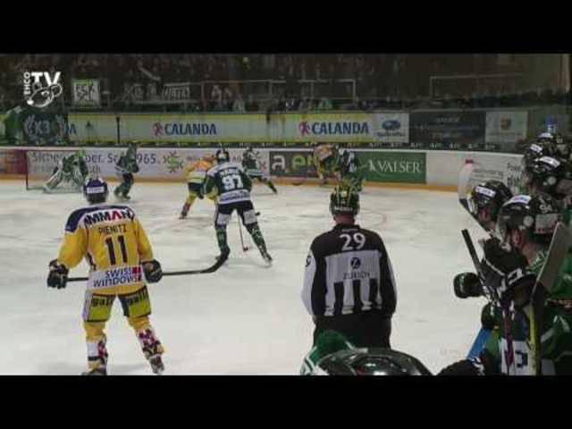 Die Highlights des Derby zwischen Olten und  Langenthal; 2 : 5