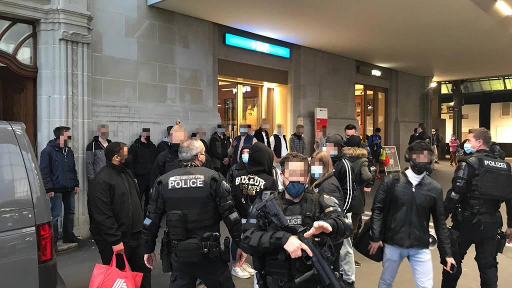 St.Galler Stadtpolizei zieht über 90 Wegweisungen zurück