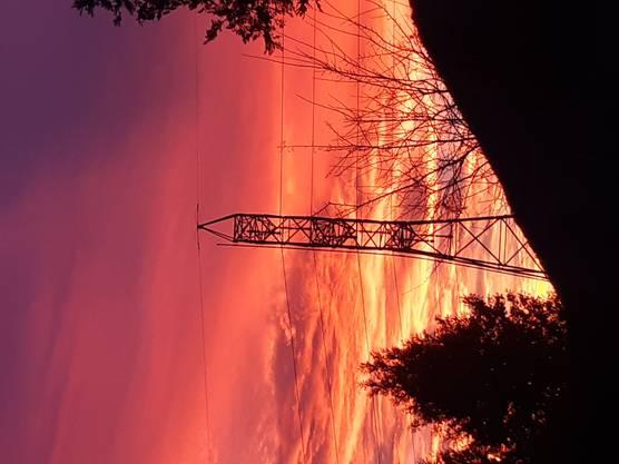 Eiffelturm in Herbetswil