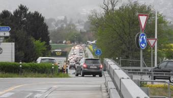Die Verkehrssituation im Süden Grenchens will die Repla nicht hinnehmen. Der Kanton soll den Engpass beseitigen.