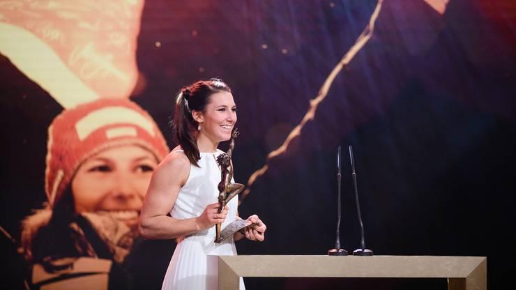 Sportlerin des Jahres: Wendy Holdener