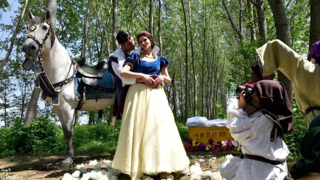 Märchen-Bild aus einer Nikon-D5500-Fotoserie vom Juni dieses Jahres.