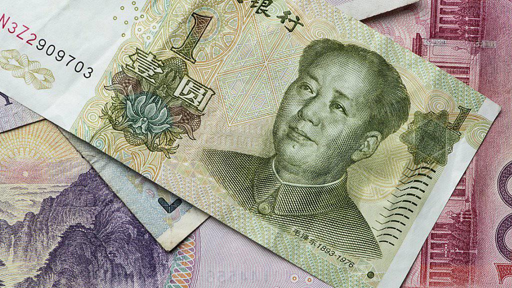 Die Erzeugerpreise in China sind kaum gestiegen. (Archiv)