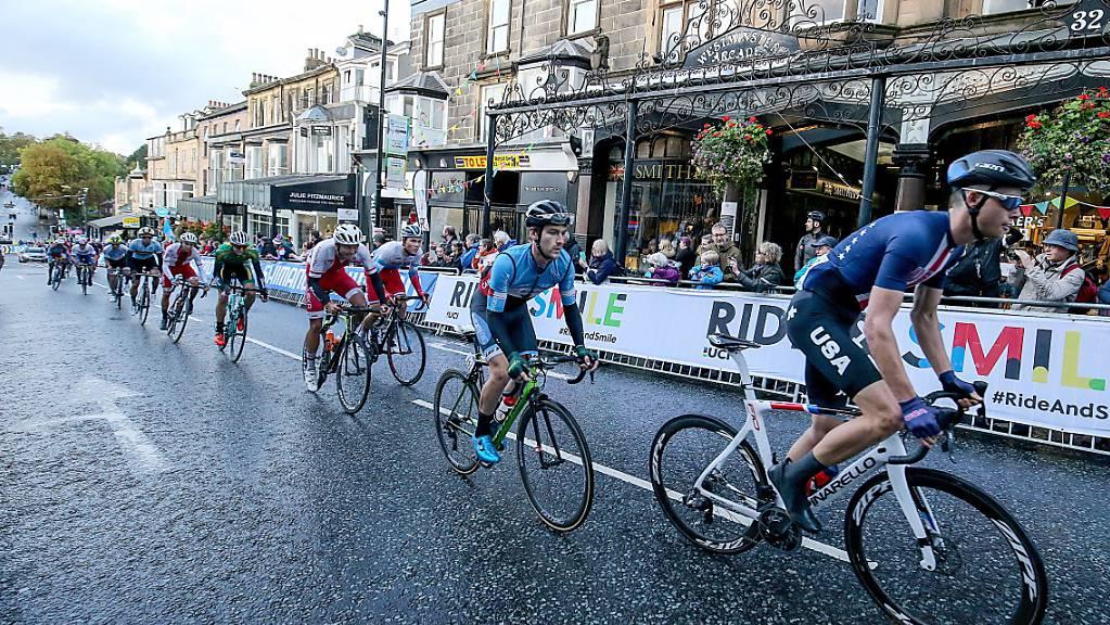 In der englischen Region Yorkshire wird am Sonntag der neue Strassen-Weltmeister gekürt