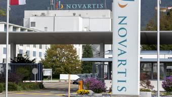 Novartis informiert über Stellenabbau