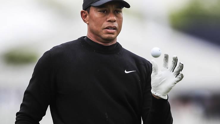 Tiger Woods hat seine spielerische Leichtigkeit wiedergefunden