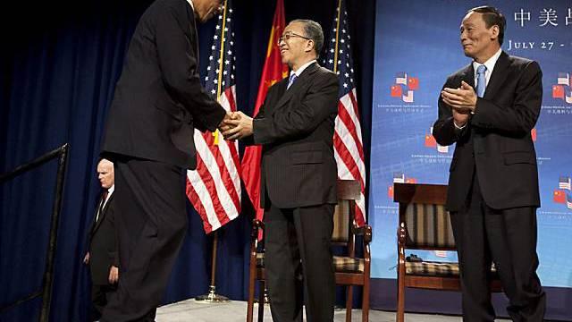 USA-China-Treffen