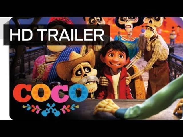 COCO – offizieller Trailer