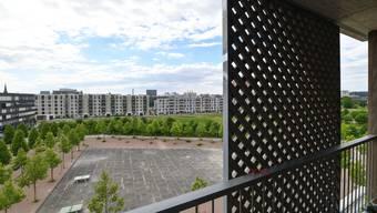 Im neuen Stadtteil Erlenmatt sind seit 2009 insgesamt 1327 Wohnungen entstanden. (Archivbild)