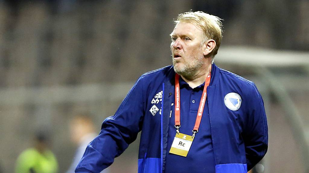 Prosinecki bleibt doch Nationaltrainer von Bosnien