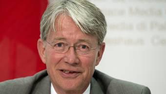 Die Renditeliegenschaften bereiten ihm Sorgen: Thomas Bauer.