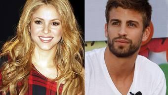 Shakira steht offiziell zu ihrem  Freund