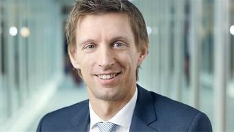 Matthias Wunderlin, Manager mit Vergangenheit als Profi-Triathlet.zvg