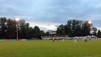 Erster Sieg im ersten Spiel: Der FC Wohlen überzeugt im Spiel gegen den FC Langenthal.