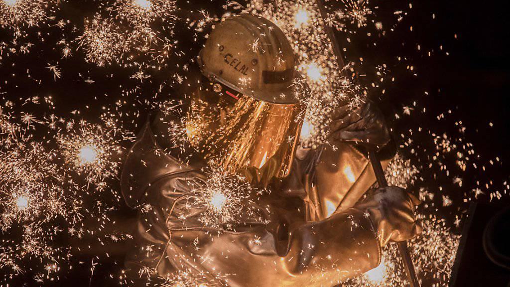 Thyssenkrupp ist trotz EU-Bedenken optimistisch für Stahl-JV mit Tata. (Archiv)