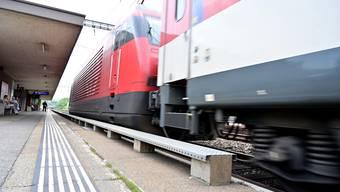 Bahnhof Schönenwerd