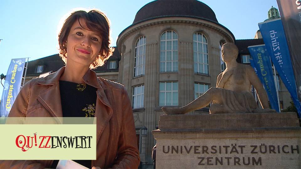 Quizzenswert an der Universität Zürich