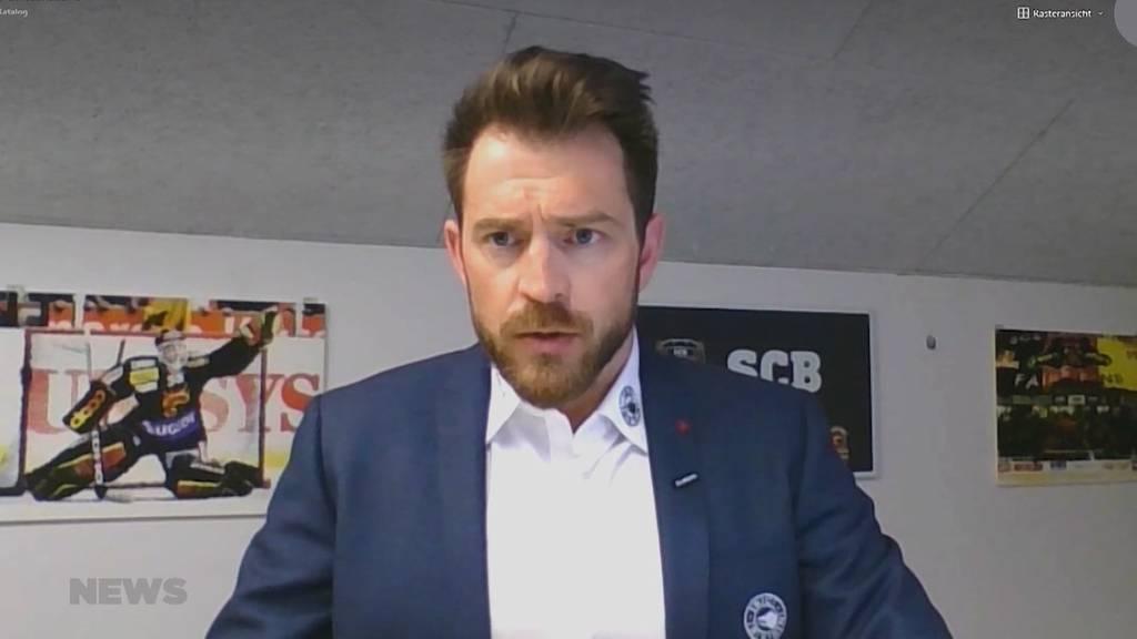 Und Tschüss: Sportchefin Florence Schelling muss den SCB verlassen