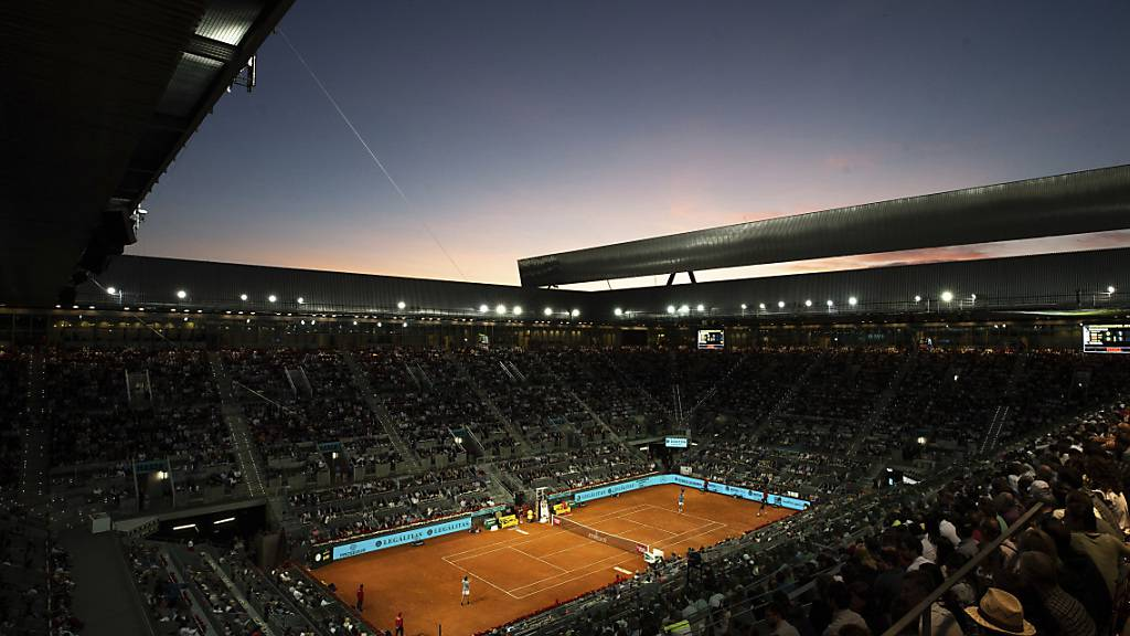 Kein ATP-Turnier in Madrid