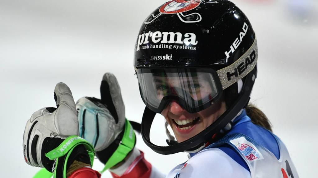 Weltcup-Bestresultat und WM-Ticket für Walliserin Camille Rast