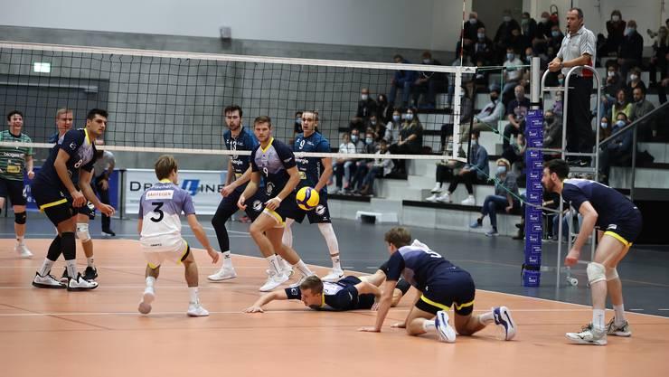 Künftig werden die Spiele in der Volleyball NLA ohne Publikum ausgetragen.