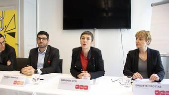In Zukunft soll niemand mehr als zehn Prozent des verfügbaren Einkommens für Krankenkassenprämien bezahlen müssen. Das will die SP Schweiz mit der Prämienentlastungsinitiative erreichen. Am Dienstag startete die Partei mit dem Sammeln der Unterschriften.