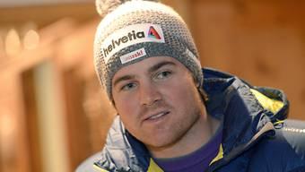 Herber Rückschlag für Marc Berthod (31) nach Trainingsunfall