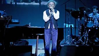 Art Garfunkel glaubt an die heilende Kraft der Musik, um politischen Zynismus zu bekämpfen. (Archiv)