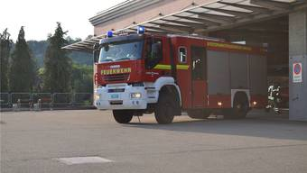 Die Gemeinde Eggenwil will, unterstützt von der Aargauischen Gebäudeversicherung, die Eigenständigkeit der Feuerwehr sichern. (Themenbild)