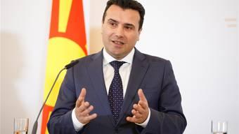Zoran Zaev. Keystone