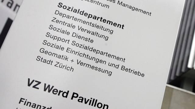Die Stadt Zürich verbucht Erfolge bei der Bekämpfung von Sozialhilfebetrug