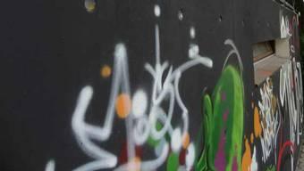 Mehr Plätze für Graffitis sollen her.