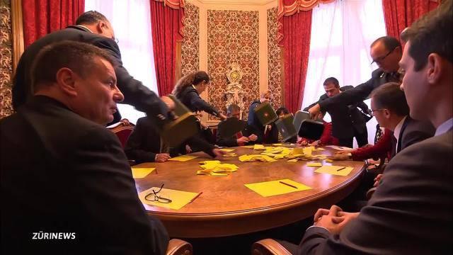 Bundesratswahlen- Der Rückblick