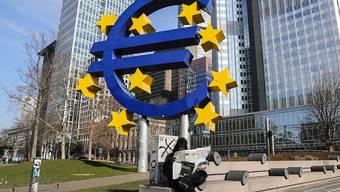 Die Europäische Zentralbank hat ein gigantisches Programm zum Kauf von Anleihen aufgelegt. (Archivbild)