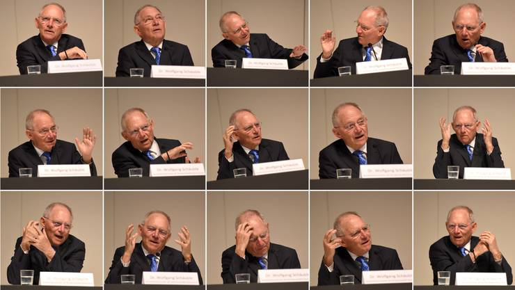 Wie weiter mit der Europäischen Union? Einen Vortrag von Dr. Wolfgang Schäuble, Bundesminister der Finanzen der Bundesrepublik Deutschland.