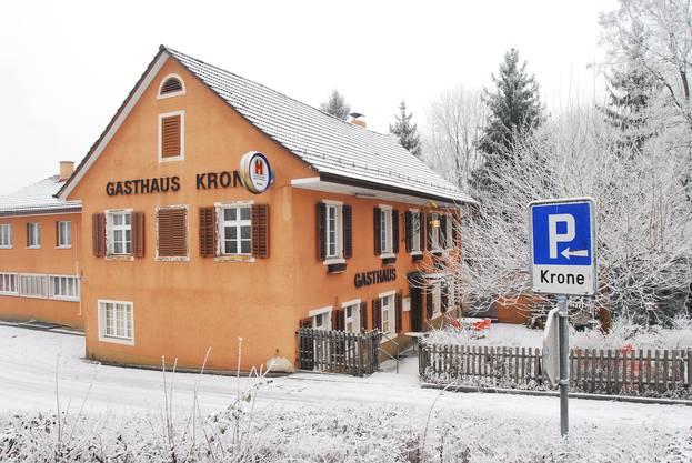 Anasztazia Kovacs (39) bietet in der «Krone» in Rekingen schweizerische und italienische Küche an.