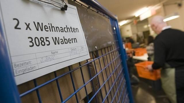 """Die Post sorgt für """"2 x Weihnachten"""" (Archiv)"""