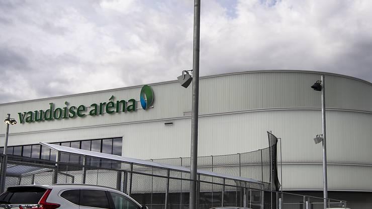 In der Lausanner Eishockey-Arena haben neue Leute das Sagen