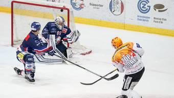Eishockey, Swiss League, 15. Runde, GCK Lions - EHC Olten  (25. Oktober 2019)