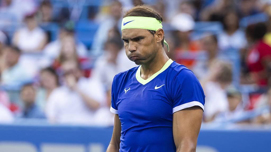 Nadal will nicht weiter leiden