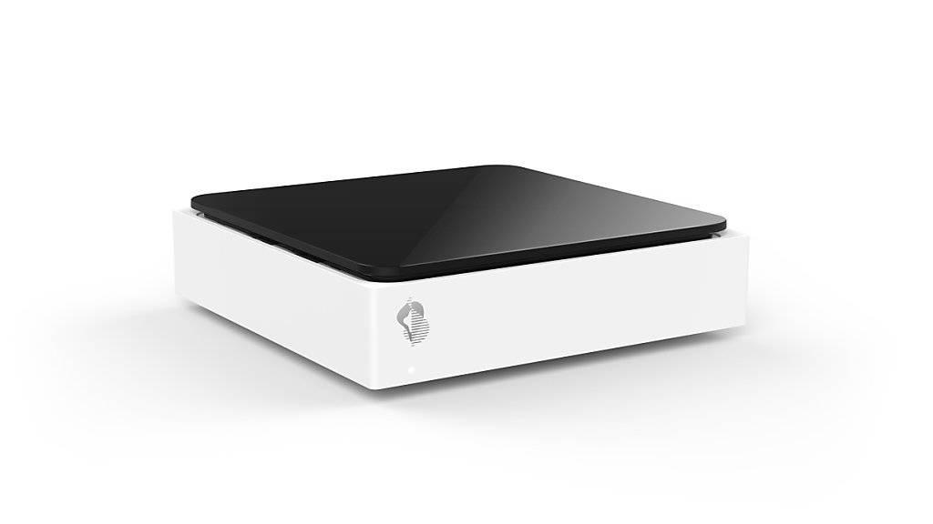 Mit diesem Kästchen von Swisscom können mehr Sportübertragungen empfangen werden als mit den entsprechenden Geräten der Kabelnetzbetreiber: Viele Kunden wechseln deshalb den Anbieter.