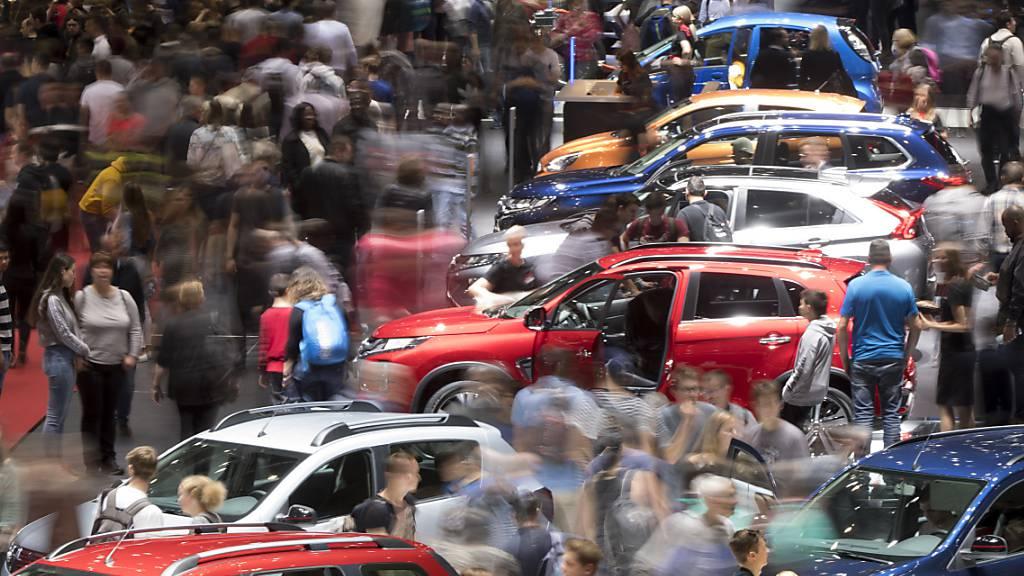 Schweizer Automarkt wächst im August wieder
