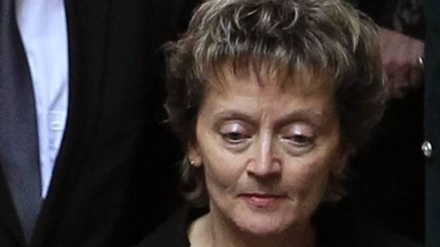Bundespräsidentin Eveline Widmer-Schlumpf (Archivbild)