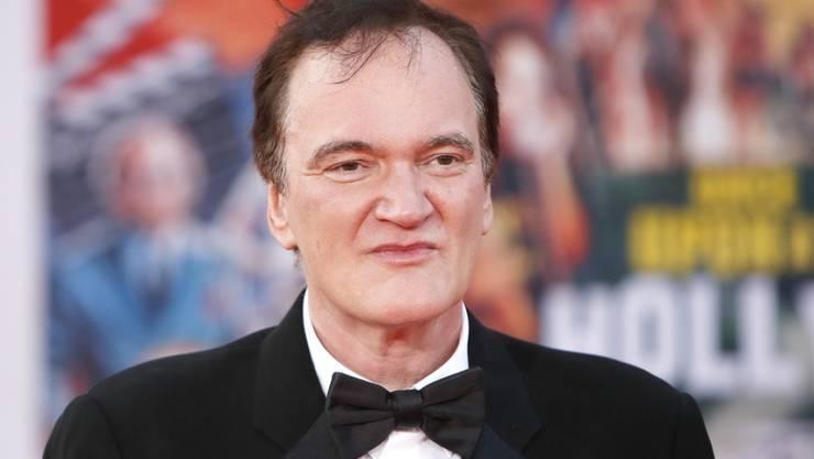 US-Regisseur Quentin Tarantino beschäftigen derzeit zwei grosse Themen: sein Karriereende und die Familienplanung. (Archivbild)