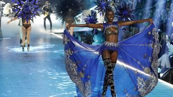 Zählen zu den meistgesehenen Mode-Ereignissen der Welt: Die Fashion-Shows des Modeunternehmens Victoria's Secret. (Archivbild)