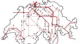 Swissgrid erzielte 2020 einen Gewinn von 75,7 Millionen Franken