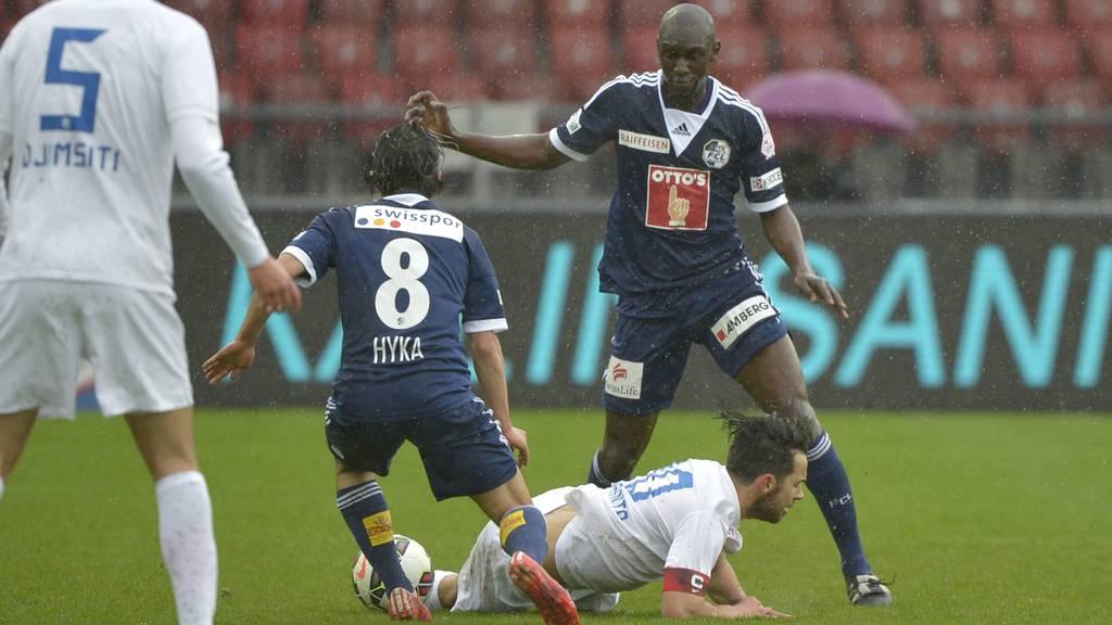 Luzern schlägt Zürich 1:0
