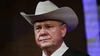 Unter Druck: Dem Senatskandidaten Roy Moore werfen mehrere Frauen vor, sie sexuell belästigt zu haben. (Archiv)