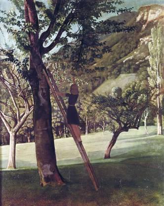 Balthus, «Le cerisier», 1940
